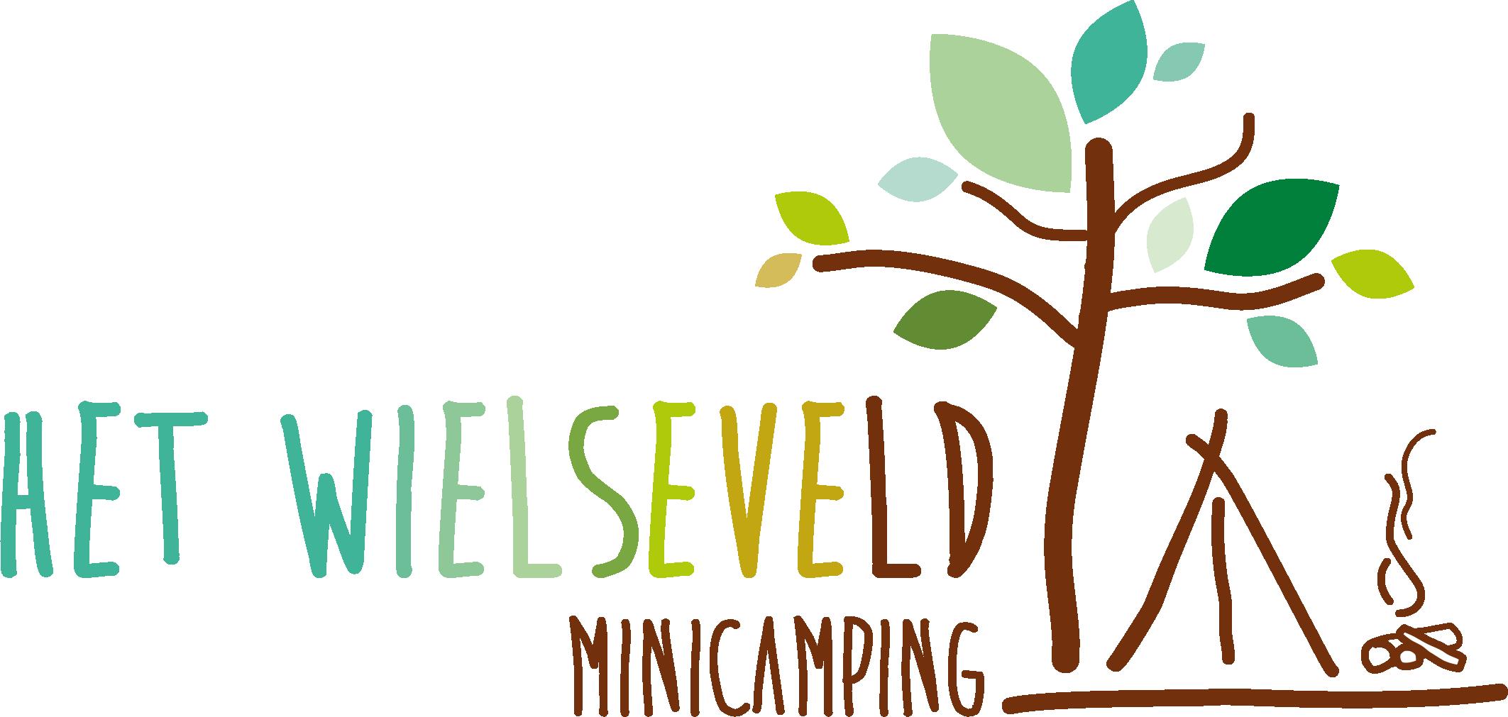 Mini Camping Het Wielseveld Logo